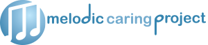 Melodic Caring Project | Streaming Live Concerts to Hospitalized Kids & Teens Logo