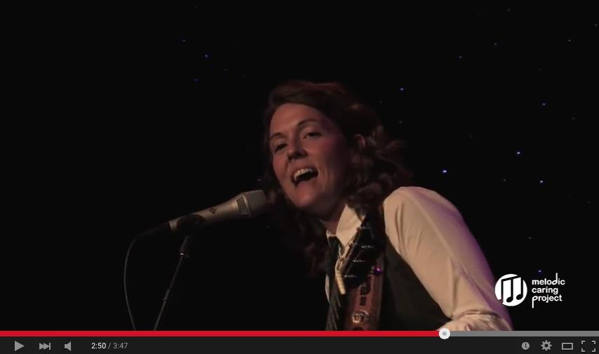 Brandi Carlile Singing Queen