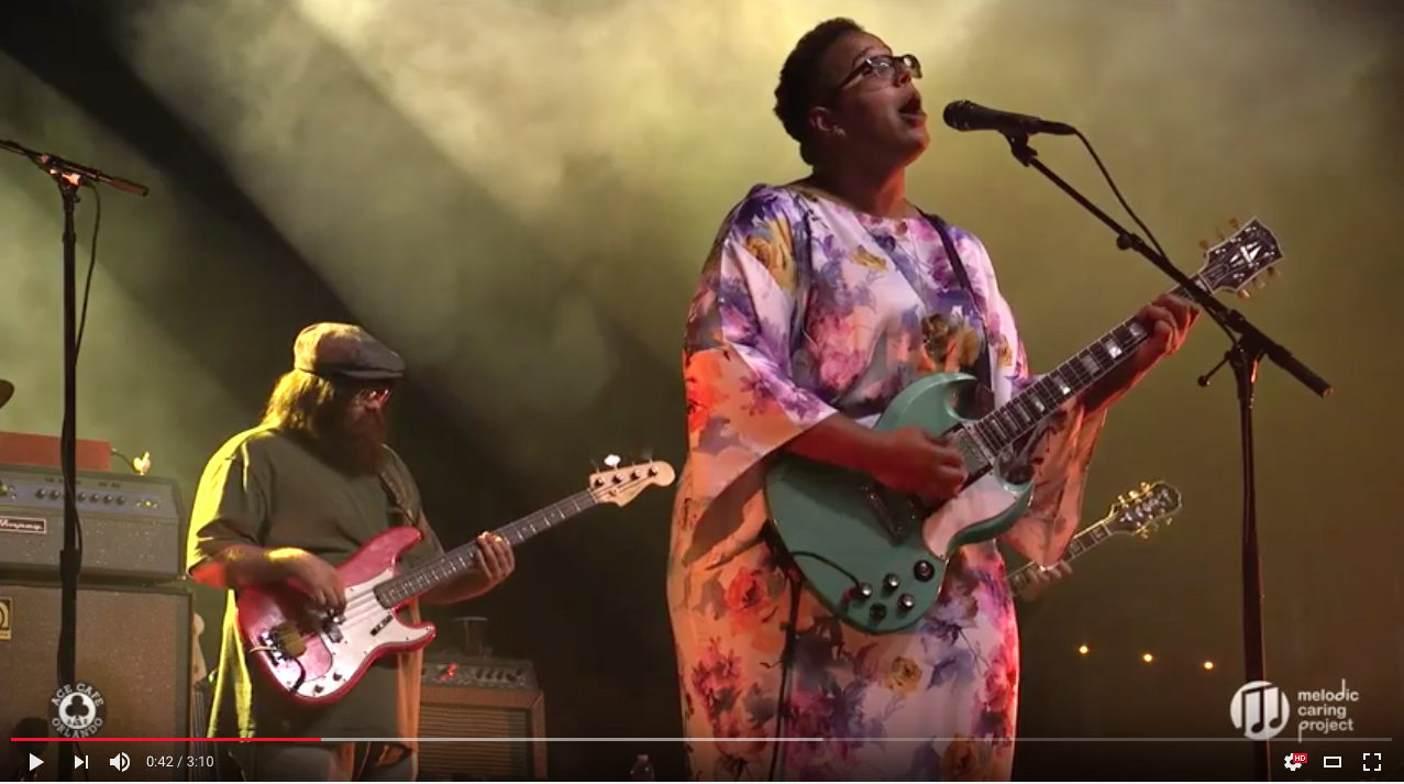 Alabama Shakes- Live in Concert