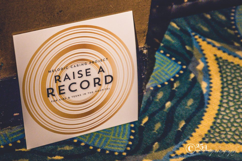 Best Music Themed Gala. Melodic Caring Project - Raise A Record Gala @ Neptune Theatre, Seattle, WA