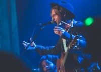 Jon Foreman of Switchfoot. Melodic Caring Project RAISE A RECORD 2017 Gala. #Concerts4HospitalizedKids