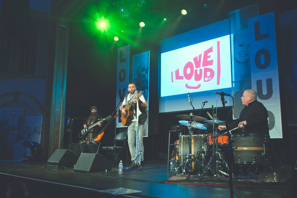 #LoveLoud Melodic Caring Project RAISE A RECORD 2017 Gala @ Neptune Theatre Seattle WA
