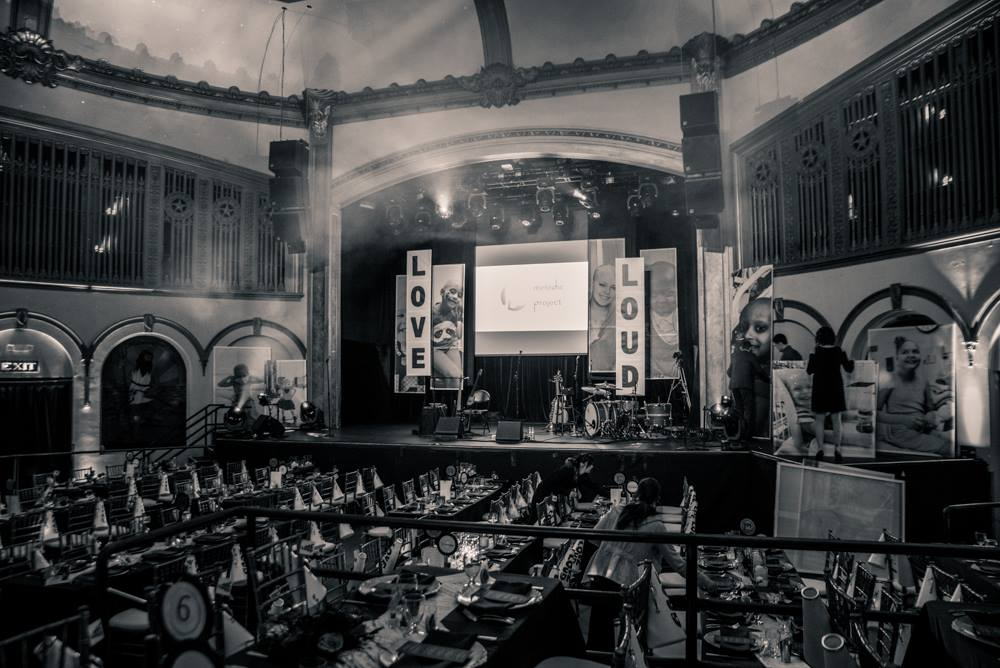 Melodic Caring Project RAISE A RECORD 2017 Gala @ Neptune Theatre Seattle WA. #MusicThemed Gala. #LoveLoud.