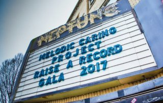 Melodic Caring Project RAISE A RECORD 2017 Gala @ Neptune Theatre Seattle, WA