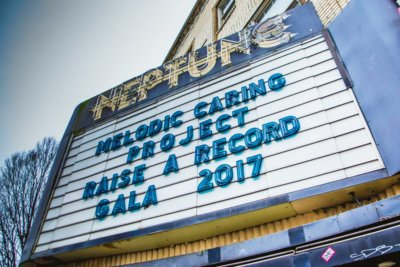 Melodic Caring Project RAISE A RECORD 2017 Gala @ Neptune Theatre Seattle, WA