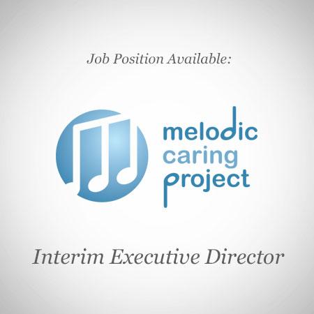 Job Position Available: Interim Executive Director